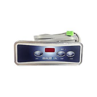 Balboa 54105 Topside Lite duplex digital P1 lt LED