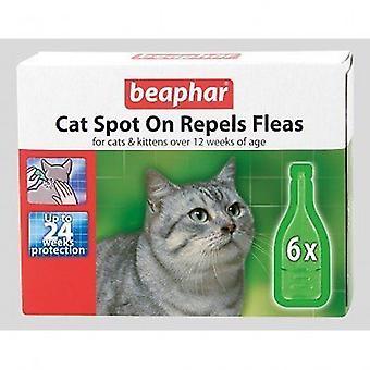 Beaphar Cat Spot On 24 Week treatment x 6pack