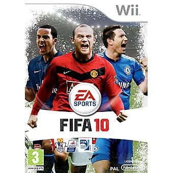 FIFA 10 (Wii) - As New