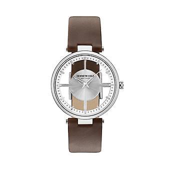 Kenneth Cole New York women's watch polshorloge leder KC15004005