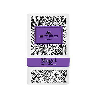 ETRO Magot Eau De Toilette Spray de 3,3 oz/100 ml novo na caixa