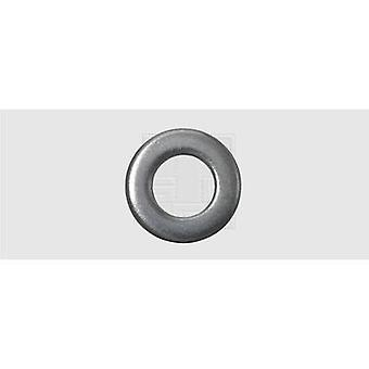 Washer 5.3 mm 10 mm Stainless steel A2 100 pc(s) SWG 409567