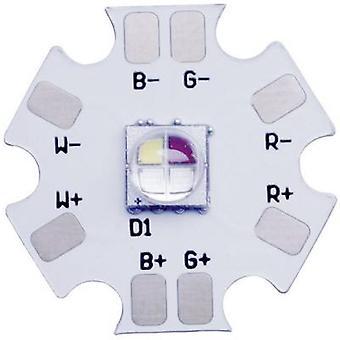 Barthelme teho LED RGB, neutraali valkoinen ETY: A + (A ++ - E) 14 lm, 46 lm, 80 lm, 87 lm 130 ° 2,25 V 3,3 V, 3.1 V 3,1 V 350 mA 6100 2026
