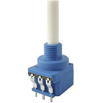 Weltron WSFA202-A1-08-30F1-470K-10%-LIN Eindreher-Drehtopf + Drehschalter Mono 0,2 W 470 k x 1 Stk.
