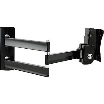 B-Tech BT 7513/PB 1x Soporte de pared de monitor 30,5 cm (12) - 58,4 cm (23) Tiltable, Giratorio, Giratorio