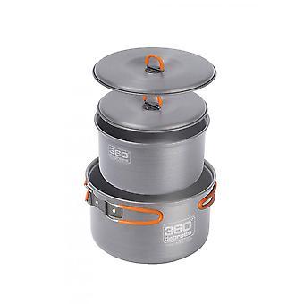 360 degrés Furno-Grand Pot Set