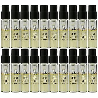L'Artisan Parfumeur Onde Sensuelle Eau De Parfum 20 X 0.05oz/1.5ml Carded Vial