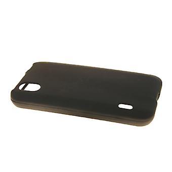 Protection Housse Etui pour LG Marquee LS855 - noir
