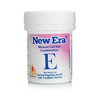 New Era, Combination E, 240 tablets
