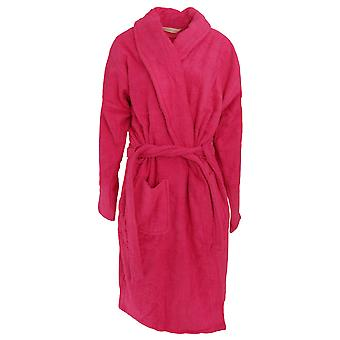 Forever Dreaming Womens/Ladies Shawl Collar Towelling Gown
