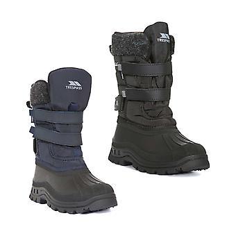 Trespass Boys Strachan II Winter Snow Boots