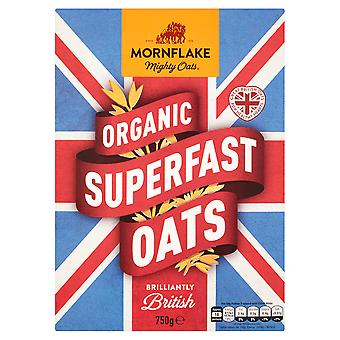 Mornflake Organic Superfast Oats
