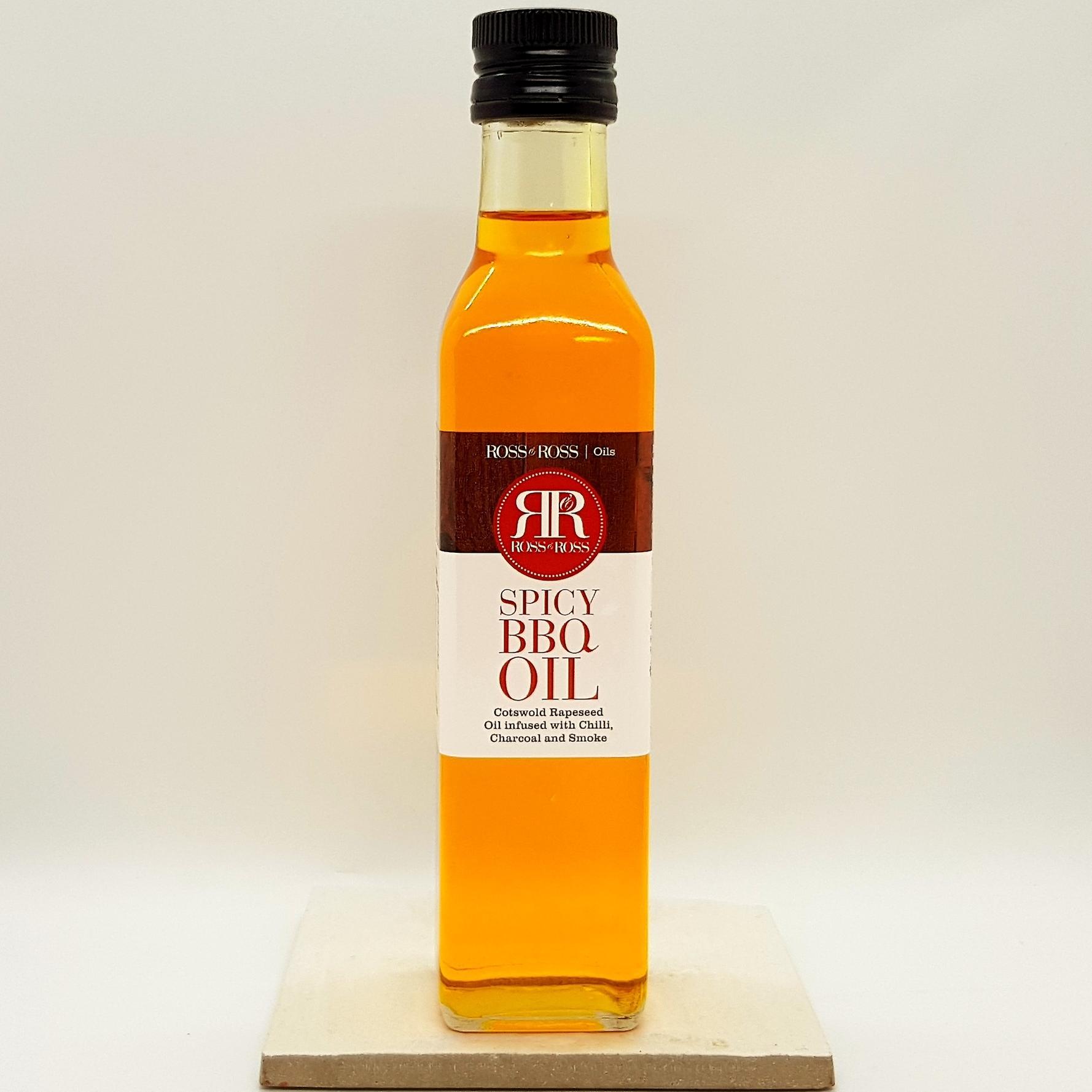 BBQ Oils - Spicy