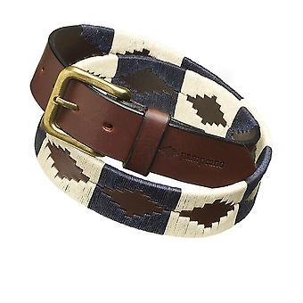 Pampeano Leather Jugadoro Polo Belt