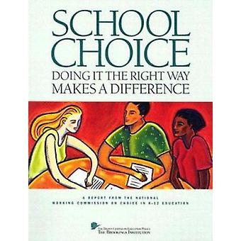 Schulwahl - tut es der richtige Weg macht einen Unterschied - ein Bericht über den fr