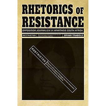 Rhetorics of weerstand