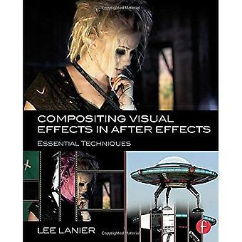 Effets visuels de composition dans After Effects: Techniques essentielles
