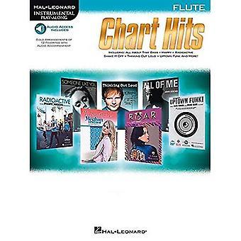 Instrumental Play-Along Chart Hits: Flute (Hal-Leonard Instrumental Play-Along)