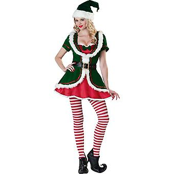 Fabulous Elf Adult Costume
