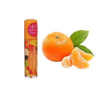 Teknikken fruktig rulle på lipgloss ~ mandarin