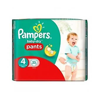Pampers Baby Dry Pants Size 4 23Ct