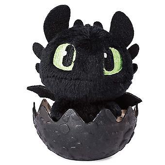 DreamWorks Dragons - Stofftier Drachenei, sortierte Farben