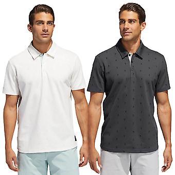 adidas Golf Herren adicross Pique Polo Shirt