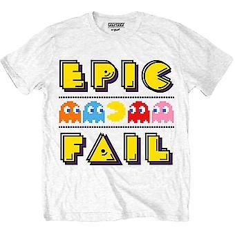 Mannen Pac-man Epic Fail T-shirt