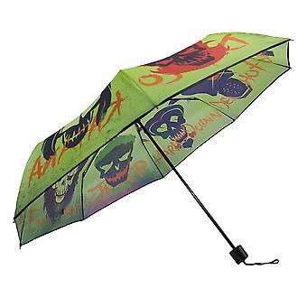 Suicide Squad Skulls Compact Folding Umbrella