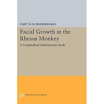 Facial Growth in the Rhesus Monkey - A Longitudinal Cephalometric Stud