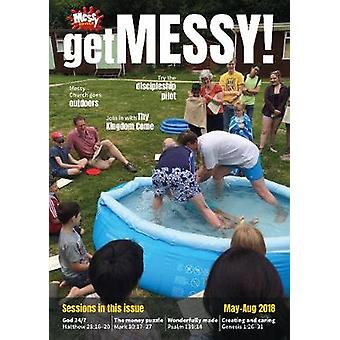 Get Messy! May - August 2018 - Session material - news - stories and i