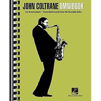 John Coltrane - Omnibook - 9781458422118 Book