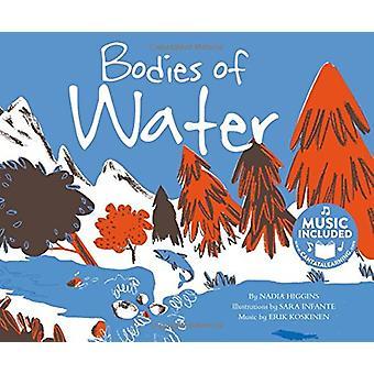 Bodies of Water by Nadia Higgins - 9781684100767 Book