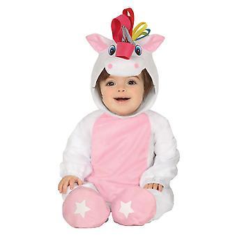 Toddlers Childrens Unicorn Fancy Dress Costume