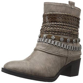 Carlos by Carlos Santana Womens Cole Almond Toe Ankle Fashion Boots