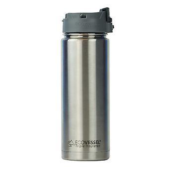 Ecovessel perk 600ml warme koude dranken koffie & thee reizen mok