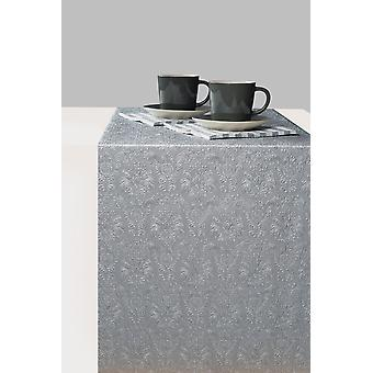 Ambiente Paper Table Runner, 33cm x 6m Elegance Silver