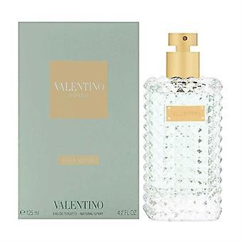 Valentino Donna Rosa Verde by Valentino 4.2oz Eau De Toilette Spray