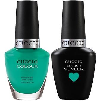 Cuccio Atomix 2018 Collection - Make A Difference Colour & Veneer Match Maker Set