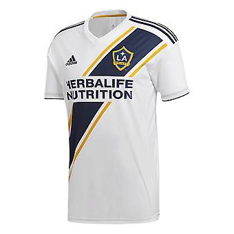2019 LA Galaxy Adidas Home Football póló