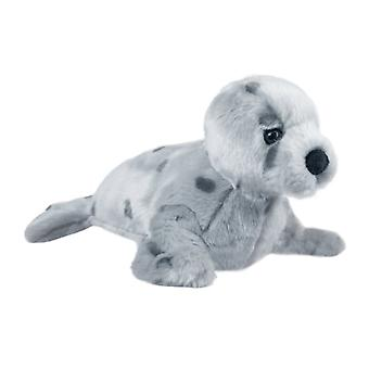 Hand Puppet - Full-Bodied Animal - Seal (Grey) Soft Doll PC001813