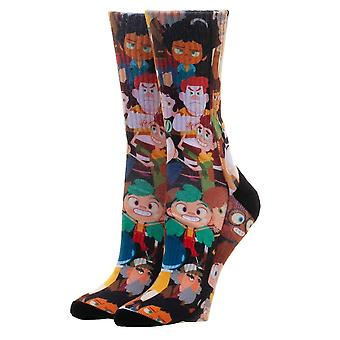 Crew Sock - Camp Camp - Sublimated New Licensed cq6zd4cmp