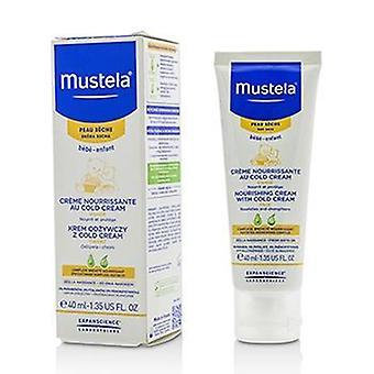 Mustela vårdande kräm med Cold Cream - 40ml/1,35 oz