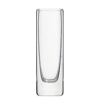 Lsa Rectangular Flower Stem Vase Clear H19Cm (Decoration , Jars)