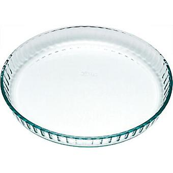 Pyrex Molde Tarta Plano 24 Cm 812   (Kitchen , Bakery , Molds)