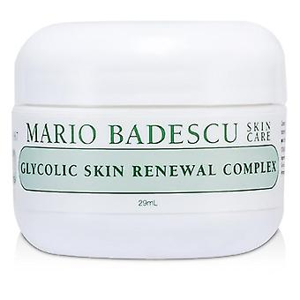 Mario Badescu Glycolic Skin Renewal Complex - For Combination/ Dry Skin Types - 29ml/1oz