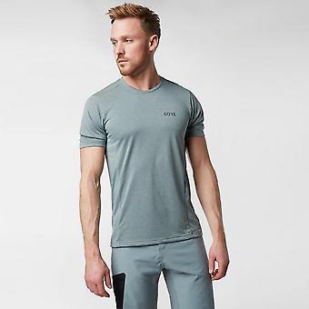 New Gore Men's R3 Melange Shirt Grey