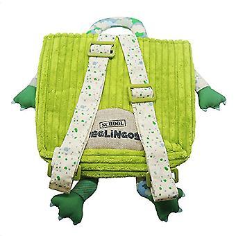 Les Deglingos Backpack Aligatos l'alligator