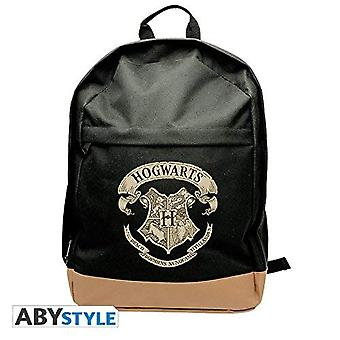 ABYstyle - HARRY POTTER - Backpack - Hogwarts - Black (42x31x14 cm)