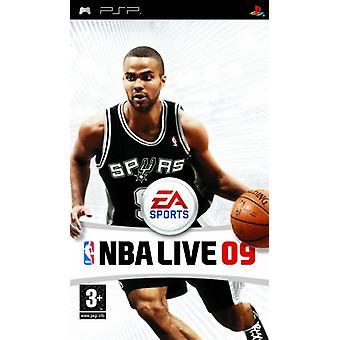 NBA Live 09 (PSP)-nytt